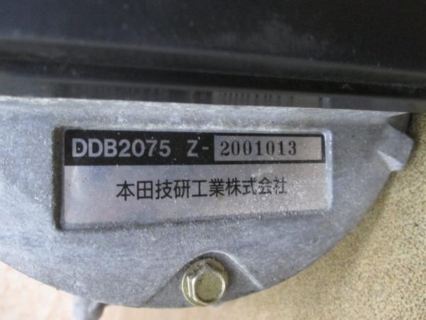 【BST】a★ホンダ除雪機 HS1390i 右 ドライブモーター  ★_画像4