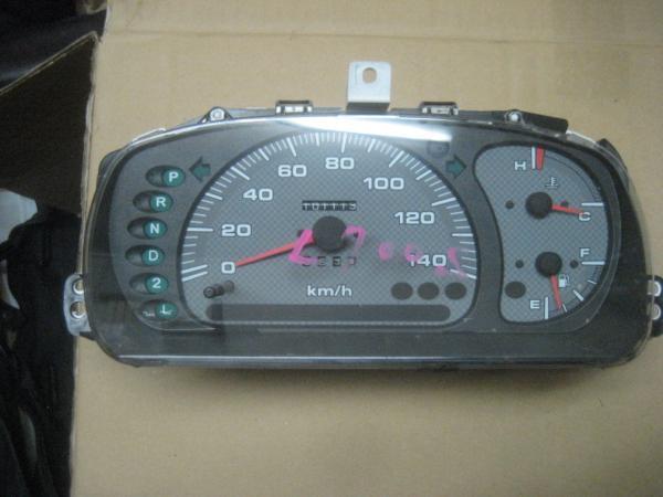 【26789】 L700S ミラ スピードメーター 101113km 1419 ⑩_画像1