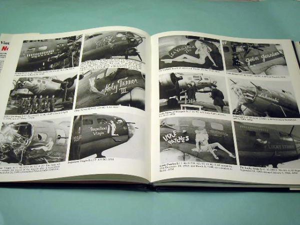 洋書写真集 戦闘機ノーズアート/ Vintage Aircraft Nose Art(輸入品_画像2
