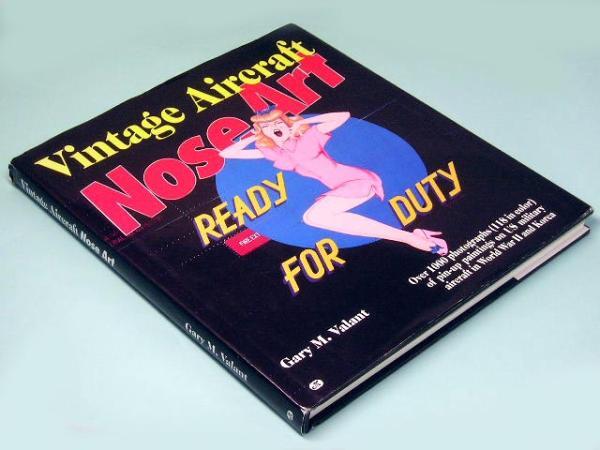 洋書写真集 戦闘機ノーズアート/ Vintage Aircraft Nose Art(輸入品_画像1