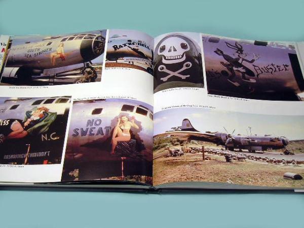 洋書写真集 戦闘機ノーズアート/ Vintage Aircraft Nose Art(輸入品_画像3