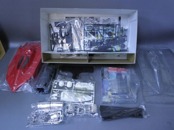 タミヤ製(ITEM49191) 1/10電動フォーミラーカー フェラーリ 312T3 (F103RSシャシー)未組み立て品_画像5