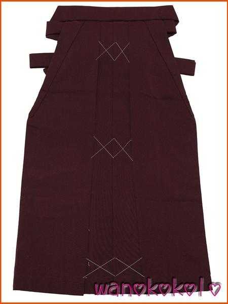 【和のこころキッズ】七五三・卒園式に◇七歳用刺繍袴・古典柄E_画像3