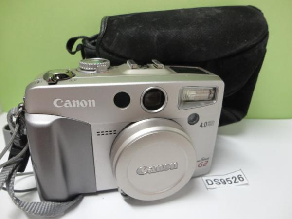DS9526★Canon★デジタルカメラ★PowerShot G2★即決!