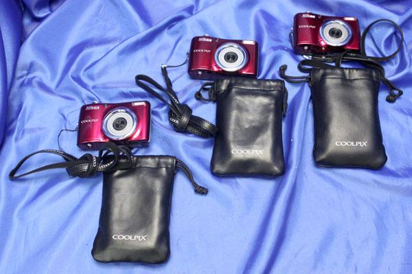 3台入荷/有効画素数10.1メガピクセル/Nikon デジタルカメラ 【COOLPIX L23】 16841Y