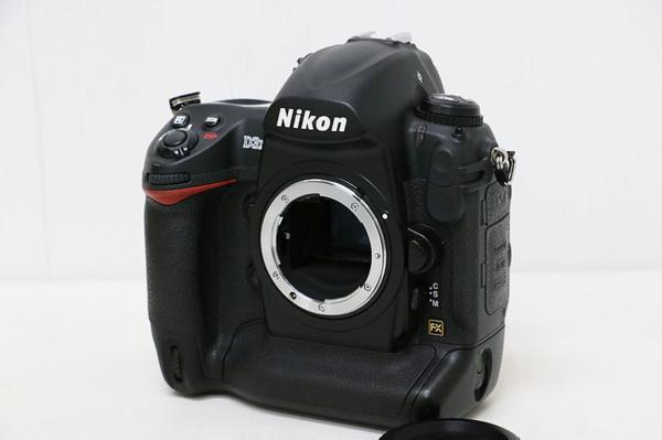 □Nikon ニコン D3X ボディ デジタル一眼レフカメラ 良品
