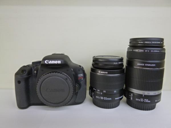 キヤノン Canon EOS Kiss X5 ダブルズームキット 中古 G7-62
