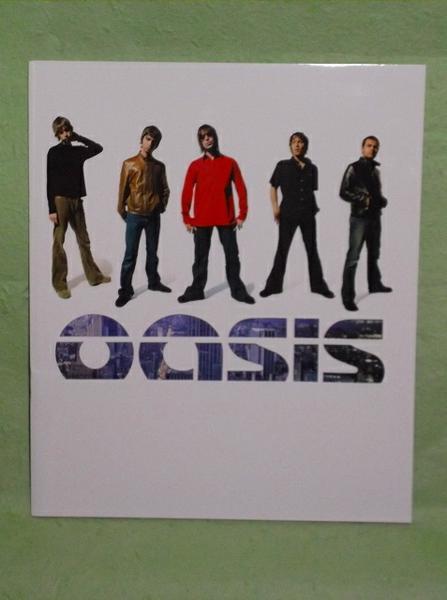 K-【パンフ】 Oasis  2000
