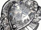 ☆新品☆ 1円〜【RK宝石】≪DIAMOND≫ 希少!!! 特大ダイヤモンド2.002ct!!! 脇石ダイヤ0.47ct  Pt900 超高級リング SS-28