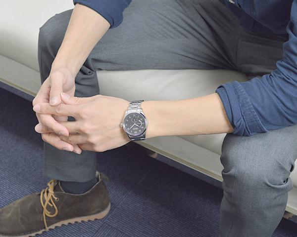 国内定価90000円 新品 正規品 セイコー プレザージュ SEIKO PRESAGE 自動巻き メカニカル 腕時計 メンズ プレステージライン プレゼント_画像7