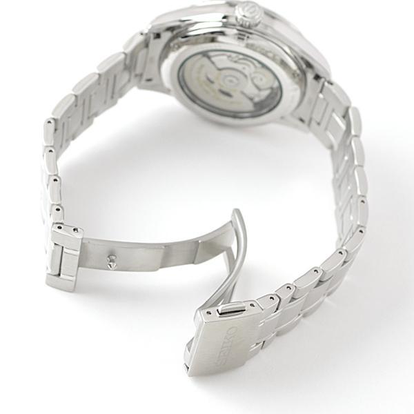 国内定価90000円 新品 正規品 セイコー プレザージュ SEIKO PRESAGE 自動巻き メカニカル 腕時計 メンズ プレステージライン プレゼント_画像8