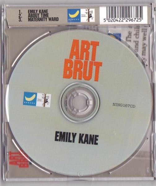 Art Brut / Emily Kane_画像2