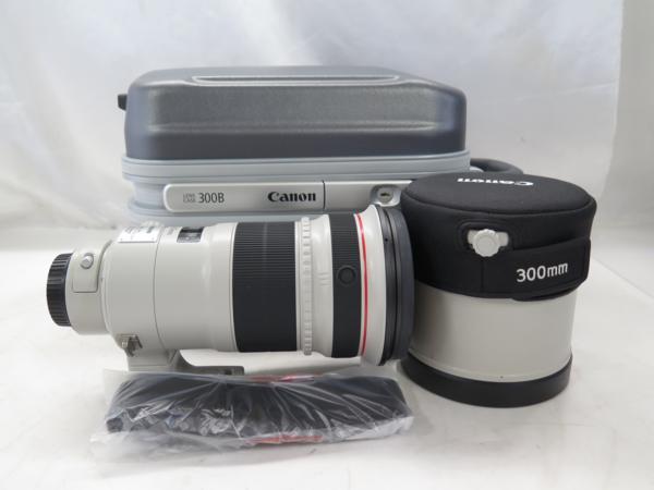 Canon Lレンズ EF300mm F2.8L IS II USM ▼ 4DC19-1