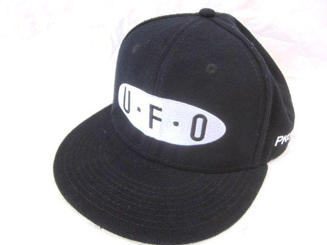 """U・F・O"" UNDERGROUND FUN ORGANIZATION MIXed by PKCZ ベースボールキャップ 帽子"