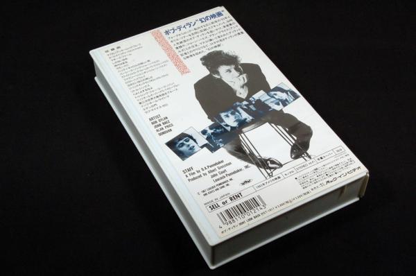 VHS-ボブ.ディランDont Look Back 1965LONDONドントルックバック_画像2