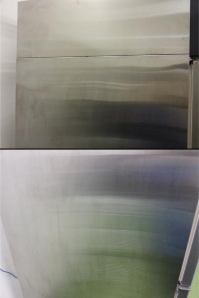 075 大和冷機 冷凍庫 431TCD 4枚扉 動作確認済 冷凍機 ダイワ_画像3