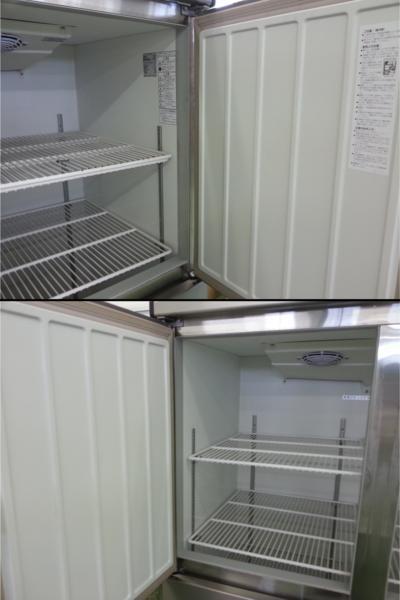 075 大和冷機 冷凍庫 431TCD 4枚扉 動作確認済 冷凍機 ダイワ_画像6