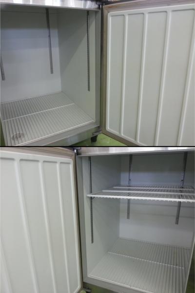 075 大和冷機 冷凍庫 431TCD 4枚扉 動作確認済 冷凍機 ダイワ_画像7