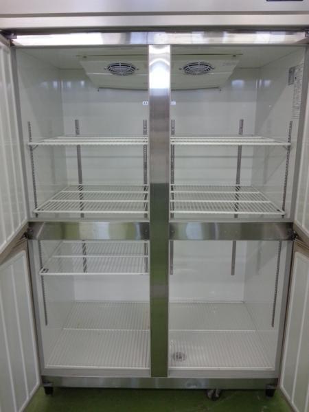 075 大和冷機 冷凍庫 431TCD 4枚扉 動作確認済 冷凍機 ダイワ_画像5