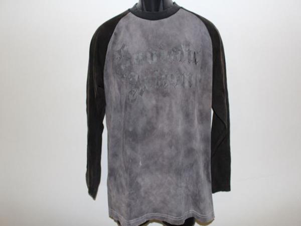 サディスティックアクション SADISTIC ACTION メンズ長袖Tシャツ Mサイズ NO1 新品_画像1