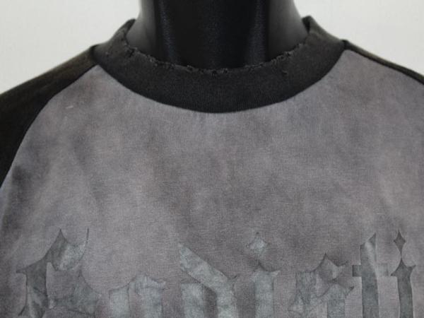 サディスティックアクション SADISTIC ACTION メンズ長袖Tシャツ Mサイズ NO1 新品_画像2