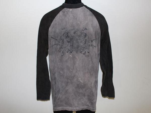 サディスティックアクション SADISTIC ACTION メンズ長袖Tシャツ Mサイズ NO1 新品_画像4