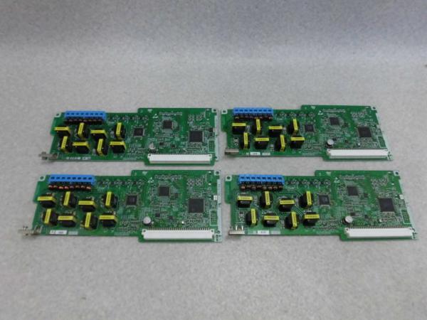 ・S7 368) お得品 サクサ HM700Pro/UT700Pro 8多機能電話機ユニット 8ST700 4枚組 送料無料 保証有 領収書発行可