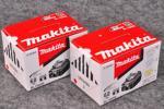 ◆未使用◆ マキタ/makita 18V 6.0Ah 純正バッテリー 充電池 BL1860B 化粧箱あり 2個セット 格安スタート♪