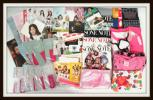 女性K-POP グッズセット/少女時代多/2NE1/KARA/Tシャツ/ペンラ/【10