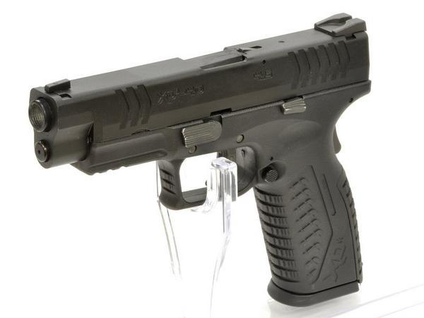 WE XDM スタンダード gen4 (BK)ガスブローバック【メタルスライド標準装備】 アウトレット
