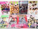 雑誌 POTATO 24冊 2012~2016年頃 Hey!Say!JUMP Kis-My-Ft2 Sexy Zoneなど掲載 1円
