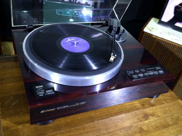 完動美品 Victor QL-Y66F フルオート レコードプレーヤー カートリッジ等付属品有 Audio Station_画像2