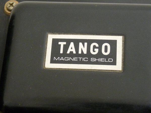 出力OK!! 自作モノ☆TAMURA F-2003使用!! ☆真空管パワーアンプ☆タンゴ TANGO MC-10-200D/TANGO MS-200CT-A 管NQ1433_画像3