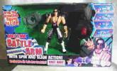 【TOYBIZ格闘技】WCW BATTLE ARM紫 ★BR