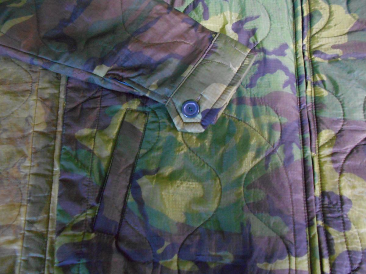 米軍US ARMY陸軍US MC海兵隊US NAVY海軍US AIR FORCE空軍USAFベトナム戦争 ナム戦 スーベニア ジャケット ベトジャンM希少未使用品1477_ナム戦スーベニアンジャケット