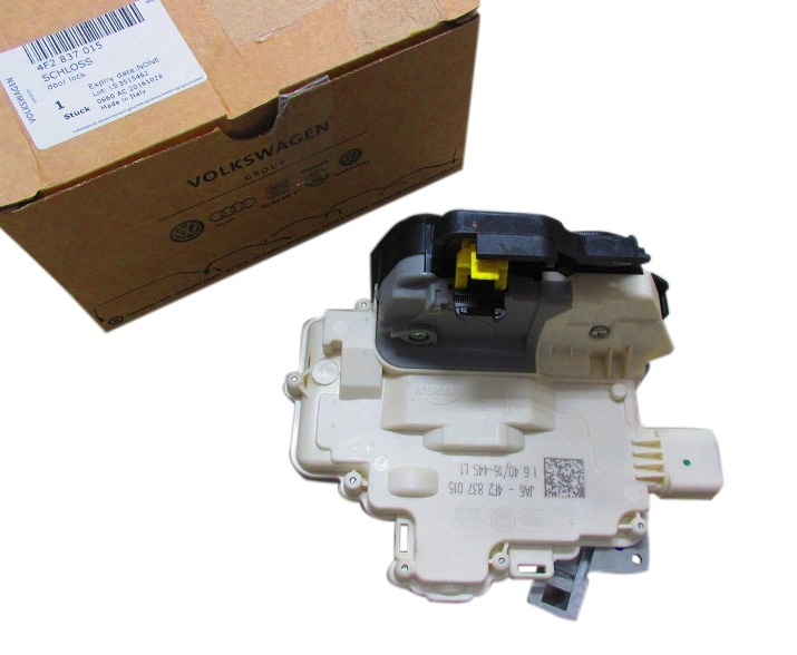 純正品 ドアロック アクチュエーター(左後) 4F0-839-015 4F0839015/アウディ AUDI A3/S3 A6/S6/RS6 A8/S8_画像1