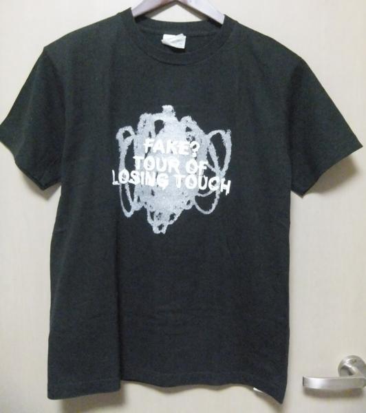 FAKE? Tシャツ TOUR OF LOSING TOUCH グッズ INORAN KEN LLOYD