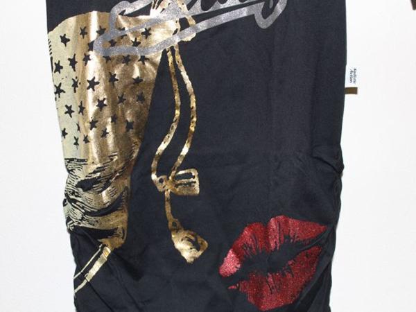 サディスティックアクション SADISTIC ACTION レディースチュニックTシャツ NO24 新品_画像4