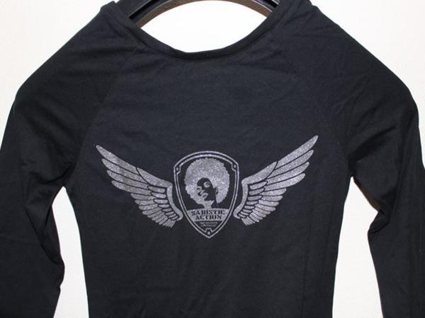 サディスティックアクション SADISTIC ACTION レディースチュニックTシャツ NO24 新品_画像6