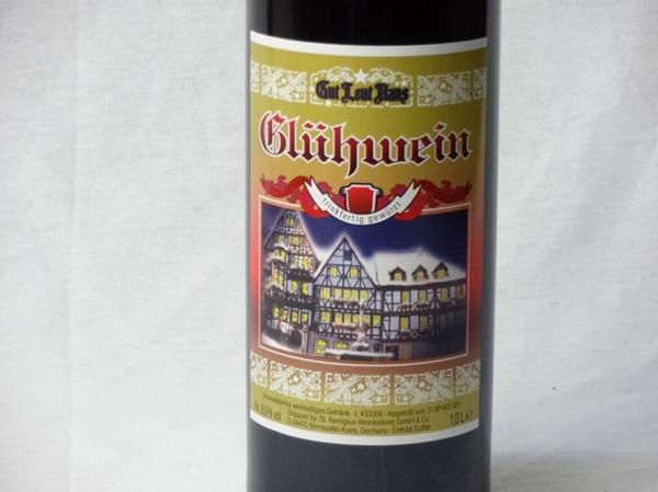 ドイツホット赤ワイン10本セット ゲートロイトハウス グリュ_画像2