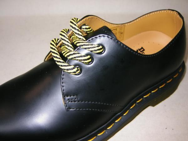 靴紐ドクターマーチン貴重3ホール用ジョージコックスにも可能5