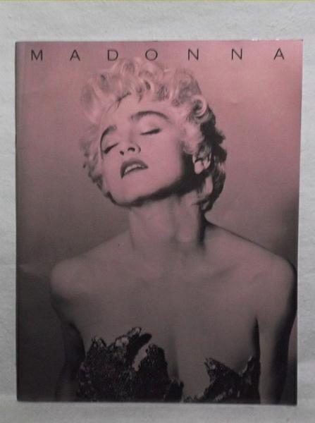 A-1【パンフ】マドンナ MADONNA 1987年