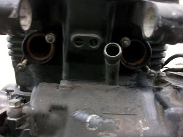 【BST】★ホンダ VF750セイバー RC07 エンジン 実働確認_画像7