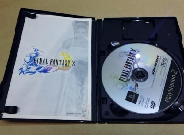 ファイナルファンタジーX PS2 中古_ファイナルファンタジーX-3
