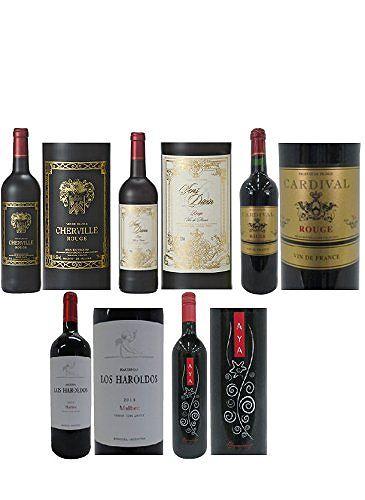 2セット セレクションセレクト 赤ワイン5本セット_画像4