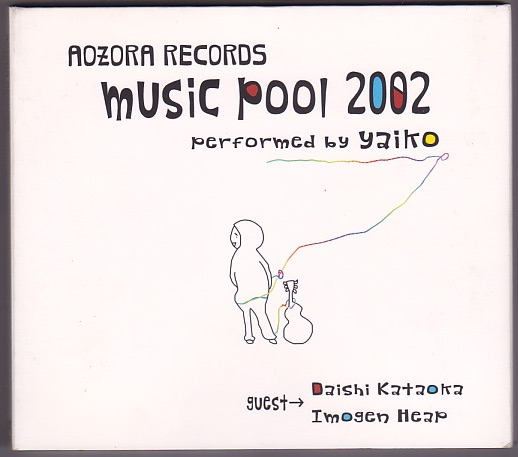 Yai Toshiya / Yaiko / Music Pool 2002 / CD + DVD