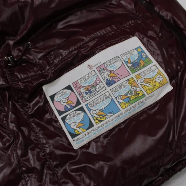 モンクレール MONCLER ROD ロッド ダウンジャケット ファーフード アパレル メンズ 2_画像7