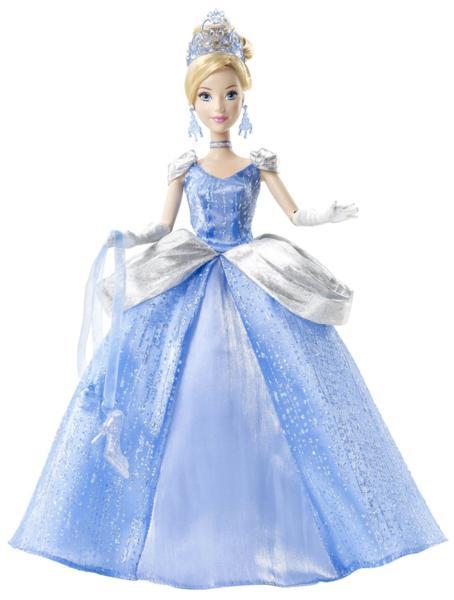 ディズニー ホリディ プリンセス ドール シンデレラ/ Disney Princess Cinderella Holiday Princess Doll(輸入品)_画像1