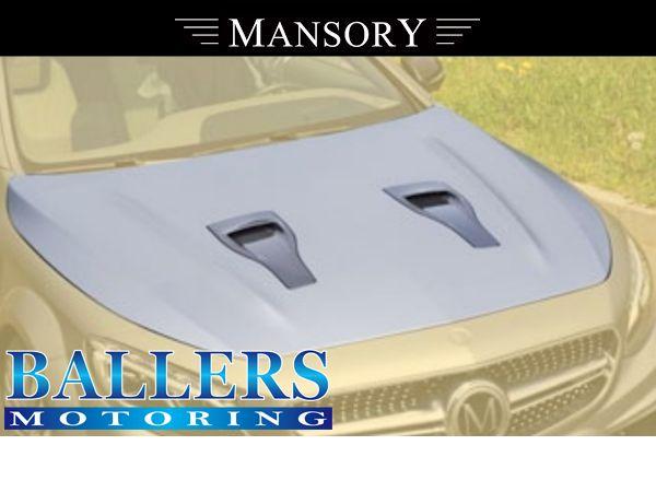 MANSORY BENZ W217 Sクーペ エアロボンネット Prime Carbon ( フロント 外装 エアロ )_画像1