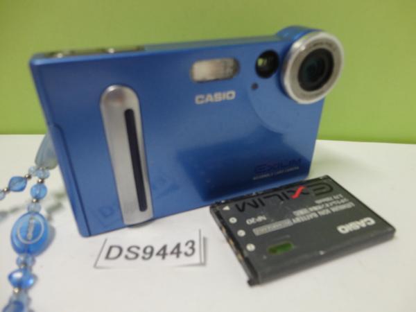 DS9443★CASIO★デジタルカメラ★EX-S2★即決!